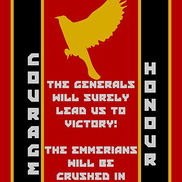 Ace Combat - Estovakian Propaganda Poster by joshalex5