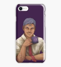 Cecil Baldwin - Welcome to Nightvale iPhone Case/Skin
