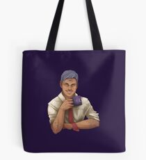 Cecil Baldwin - Welcome to Nightvale Tote Bag