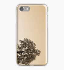 Oak on the hill iPhone Case/Skin