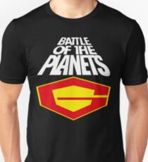 NDVH Battle of the Planets Unisex T-Shirt