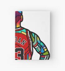 Cuaderno de tapa dura Michael Jordan - Stained Glass