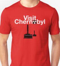 Deploy and Destroy - Chernobyl T-Shirt