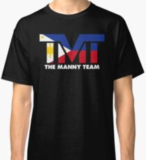 The Manny Team Filipino Flag TMT by AiReal Apparel Classic T-Shirt
