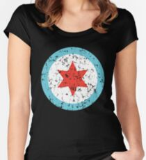 Chicago Insignia Women's Fitted Scoop T-Shirt