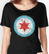 Chicago Insignia Women's Relaxed Fit T-Shirt