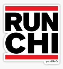 Run Chicago (v3) Sticker