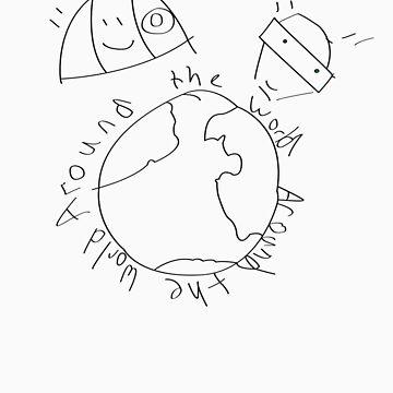Around the World by NiGHTSflyer129