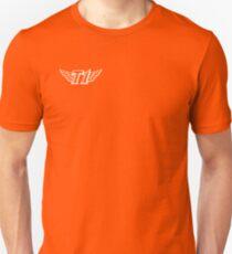 SKT T1 simple white logo (right chest) Unisex T-Shirt
