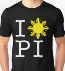 I Love the Philippines by AiReal Apparel T-Shirt