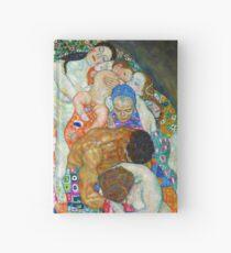 Gustav Klimt - Tod und Leben Notizbuch