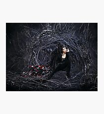 The Evil Queen - Once Upon a Time Photographic Print