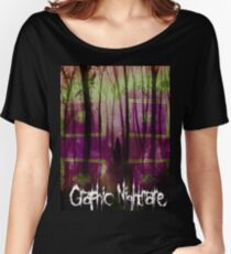 Graphic Nightmare Women's Relaxed Fit T-Shirt