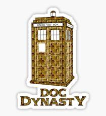 Doc Dynasty Sticker