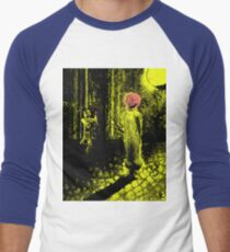 moon rise Men's Baseball ¾ T-Shirt