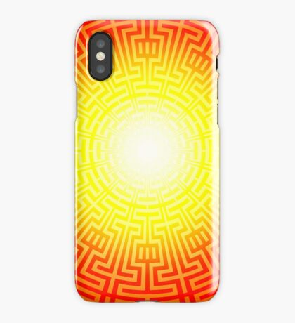 Solstiae iPhone Case
