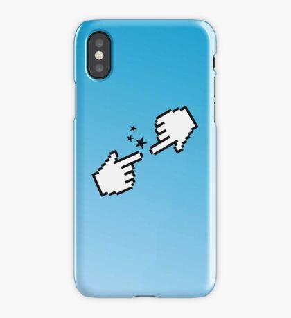 Hand of God VRS2 iPhone Case