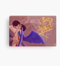 Bad, Bad Angel (Original Version) Metal Print