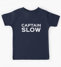 Captain Slow Kids Clothes