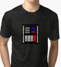 Darth Vader's Chest Panel Tri-blend T-Shirt