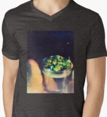 Get yo' Veggies!  Mens V-Neck T-Shirt