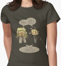 Fili and Kili Womens Fitted T-Shirt