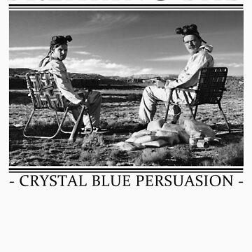 Breaking Bad - Crystal Blue Persuasion by Damundio