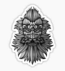 Ornate Dwarf Sticker