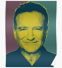 Robin Williams Poster
