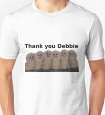 Yonderland - Parvuli - Thank You Debbie T-Shirt