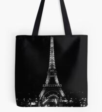 Eifel Tower Tote Bag