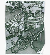 Nimble Bot Poster