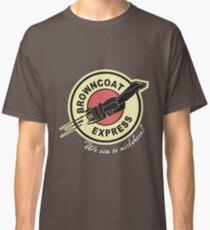 Browncoat Express Classic T-Shirt