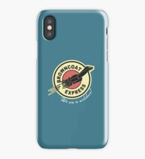 Browncoat Express iPhone Case