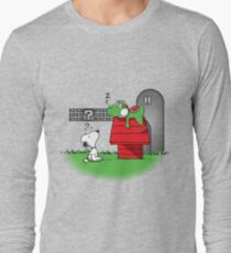 Wrong Doghouse Long Sleeve T-Shirt