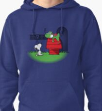 Wrong Doghouse Pullover Hoodie
