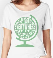 Everywhere Women's Relaxed Fit T-Shirt