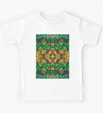 Virtual Psychedelic Space Kids Clothes