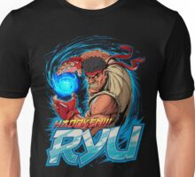 Ryu – Hadoken! Unisex T-Shirt
