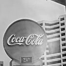 Gray Coke Sign (ATL) by emotionalorphan