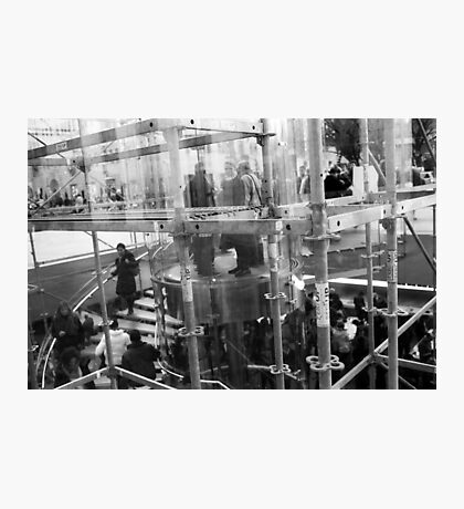 The Opposite Steerage (Apple Store on 5th Ave, NY, NY) Photographic Print