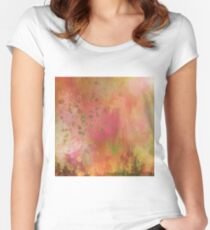Candyland Women's Fitted Scoop T-Shirt