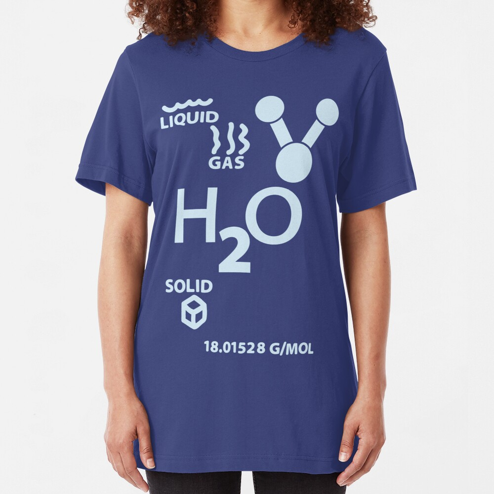 h2o / water Slim Fit T-Shirt