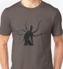 Slenderman by Light Unisex T-Shirt