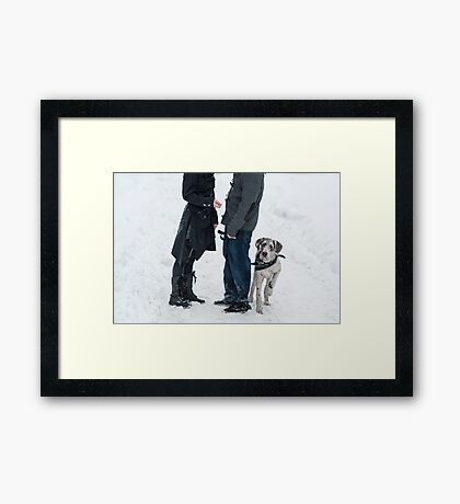 Isabelle The Great Framed Print