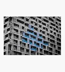 cubist reality Photographic Print