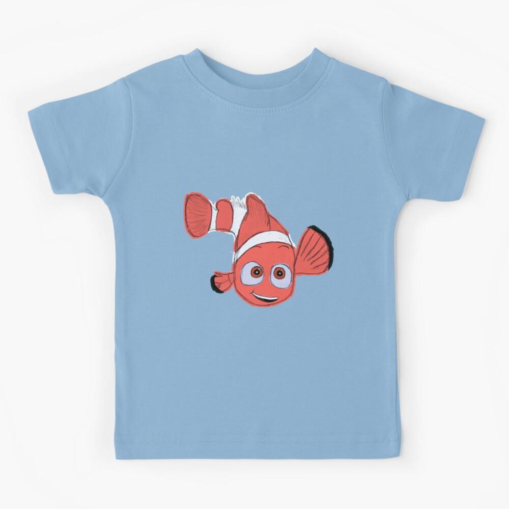 Nemo Camiseta para niños