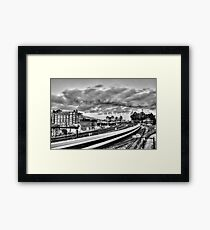 Gatwick Express Framed Print
