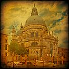 Venice... Before the rain near Santa Maria della Salute. by egold