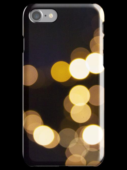 Bokeh Phone Case  by TotalFiasco
